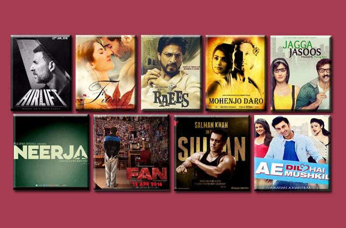 bollywood movies 2016