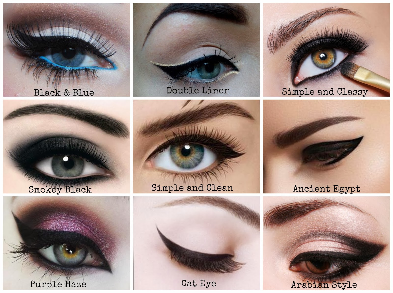Make Yourself Look More Effective With These Eye Makeup Tips
