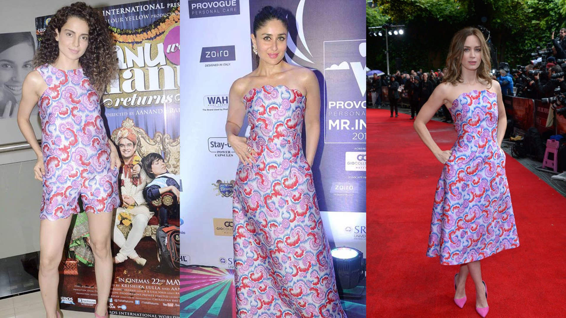 bollywood actresses copying hollywood