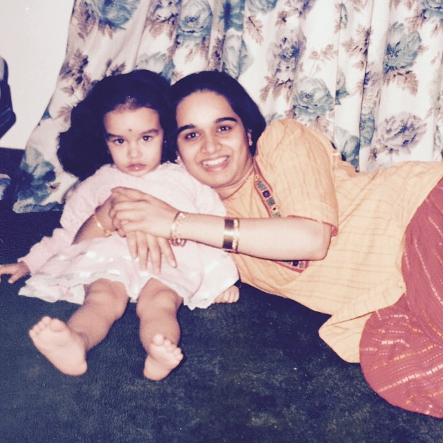 images of shraddha kapoor with mother