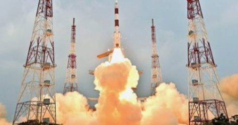 India launches sixth satellite