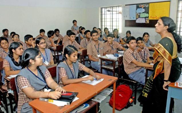 rajasthan education department to promote and transfer