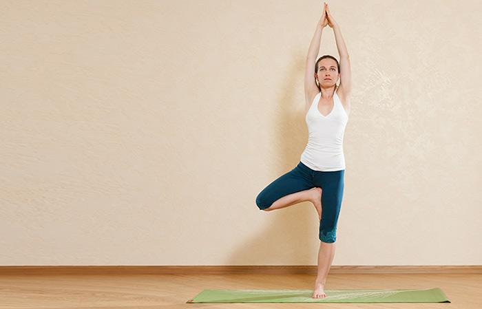 yoga-Vriksasana