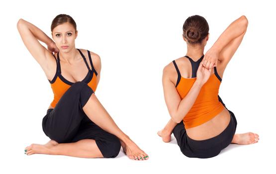 yoga-Gomukhasana