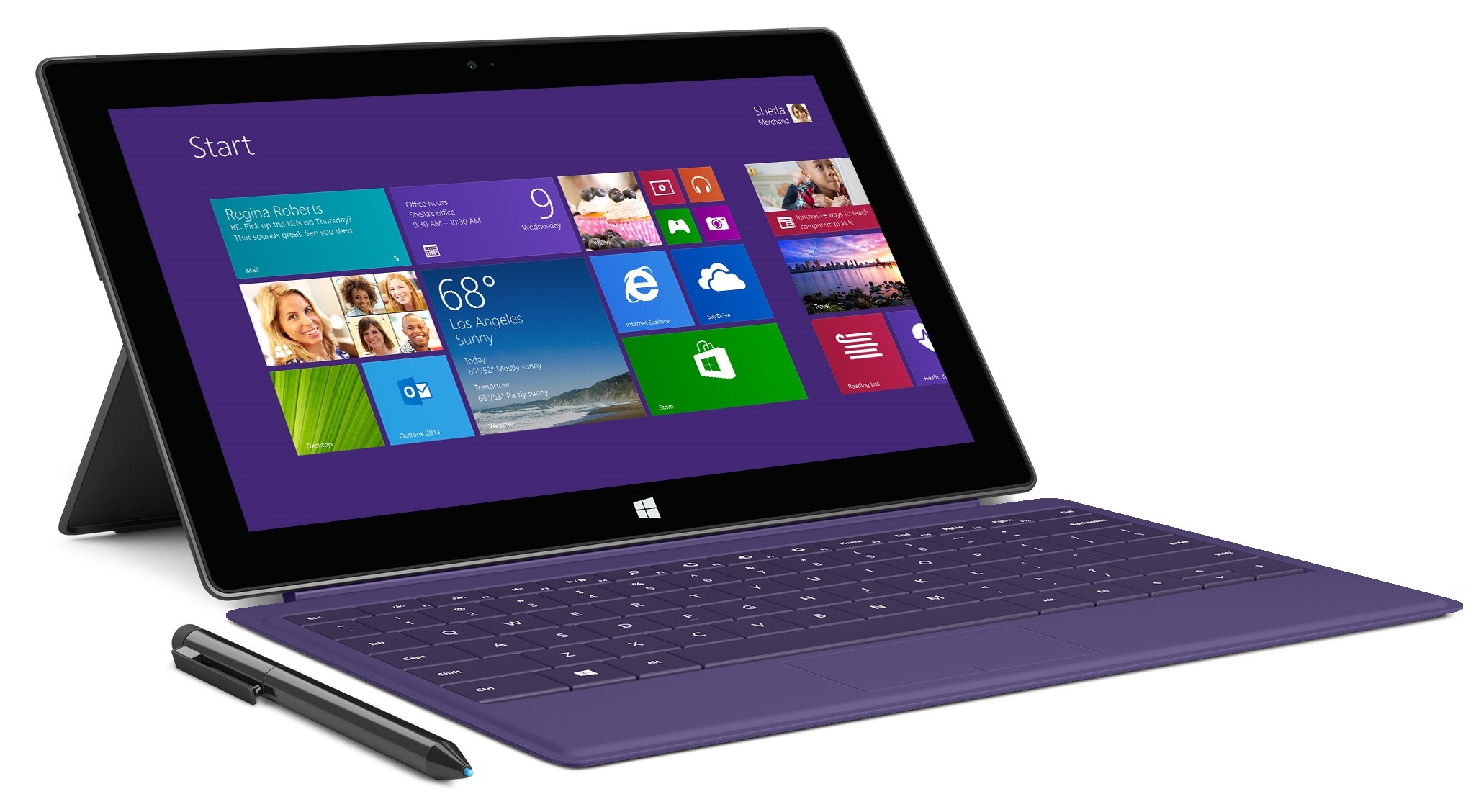 5 best tablet to replace your laptop for Notebook tablet