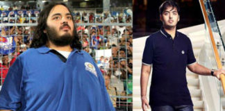Anant weight loss