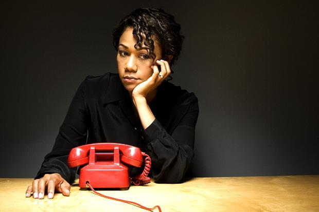 waiting on the telephone