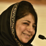 Mehbooba Mufti became the first woman CM of Jammu and Kashmir