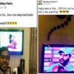 Bangladesh keeper faced criticism after he trolled India on losing the semifinal match!