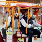 PM launches new OLA e-rickshaw service under the Stand-Up India Initiative!