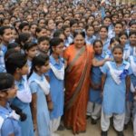 Raje stresses on a Value based Education system