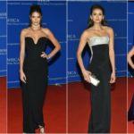 Priyanka Chopra dazzled at the star-studded 2016 White House Correspondents' Dinner with the Obamas