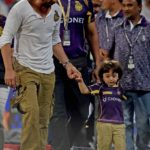 This Sweetest Video of SRK with his son Abram will make you go Aww!