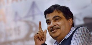 """Nitin Gadkari says """"Must for public buses to have panic button, CCTV cameras"""""""