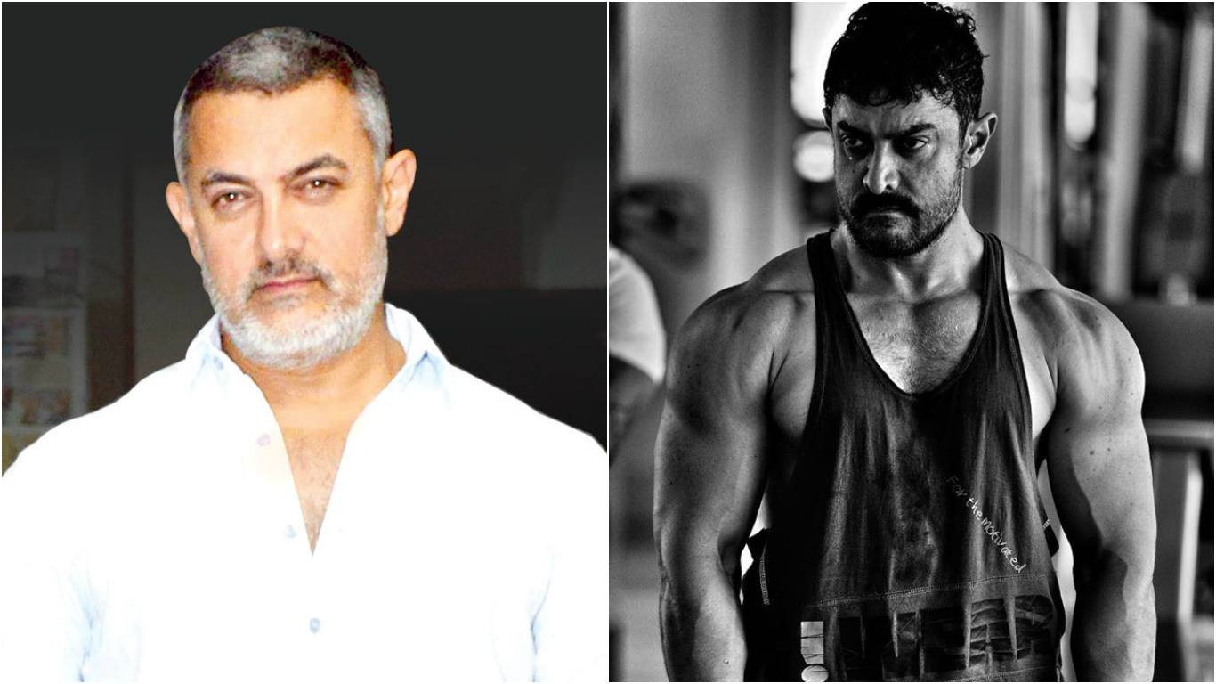 Check Out Mr Perfectionist Aamir Khans New Look For Dangal