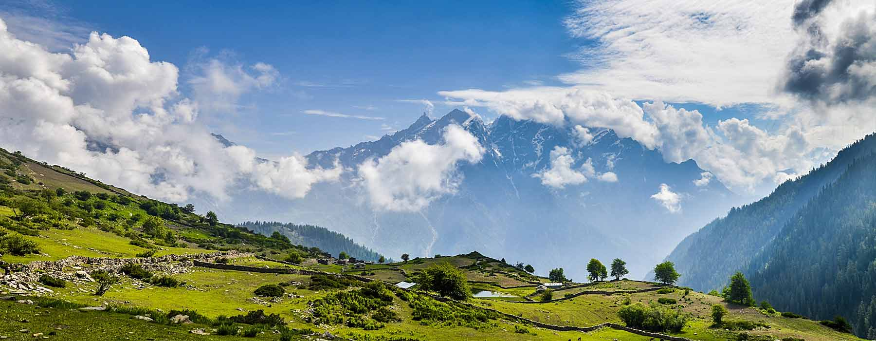 Top Hill Stations In Himachal Pradesh To Escape This Season
