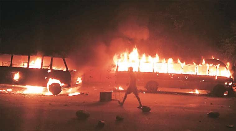 communal tension in jammu