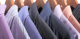 how to stitch a man's formal shirt