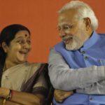 Sushma Swaraj Is Most Followed Woman Leader In The World On Twitter, Modi Ranks Third