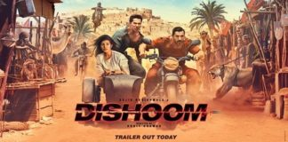 Varun Dhawan expresses discontent over Dishoom banned in Pakistan