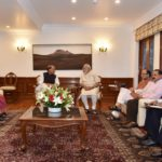 No signs of Peace in Kashmir: PM holds Meeting