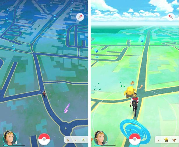 Nearby Pokemons - Pokemon Go Android & IOS Game