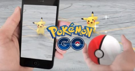 Fake 'Pokémon Go' app on the Google Play Store