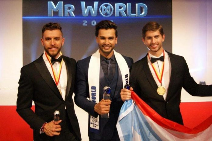 Rohit Khandelwal wins the coveted title of Mr. World 2016; Becomes First Indian To Do That