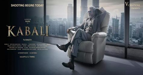 Download Kabali Movie Leaked and Download from Torrent