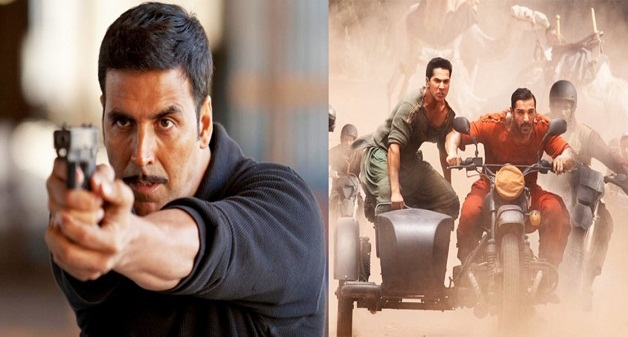 Akshay Kumar's Cameo in Dishoom; Here's Mr Khiladi in a never seen avatar