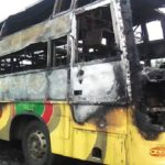 Karnataka Bus Accident: Fire consumed a bus killing 3 passengers