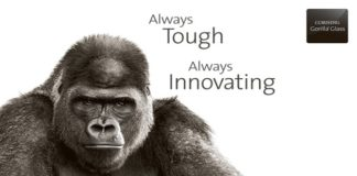 Gorilla Glass 5: The next by Corning Inc.
