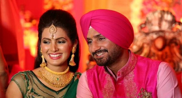 Harbhajan and Geeta Basra blessed with a baby Girl