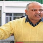 Deputy Chief Minister of Delhi, Mr. Manish Sisodia relieved of Urban Development Portfolio