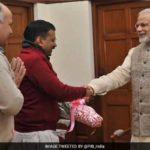 "Arvind Kejriwal to Manish Sisiodia: ""Beware, ModiJiWill Send CBI Against You"""
