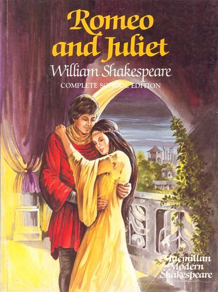 10.ROMEO AND JULIET by William Shakespeare