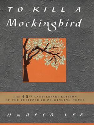 2. TO KILL A MOCKINGBIRD by Harper Lee