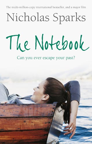 3. THE NOTEBOOK by Nicholas Sparks