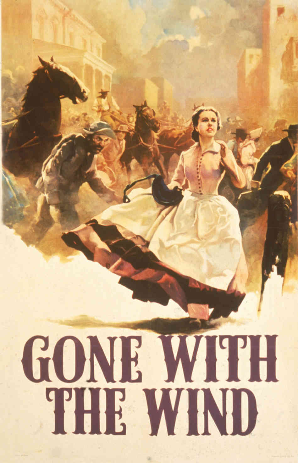 5.GONE WITH THE WIND by Margaret Mitchell