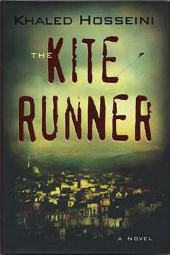 6. THE KITE RUNNER by Khaled Hosseini