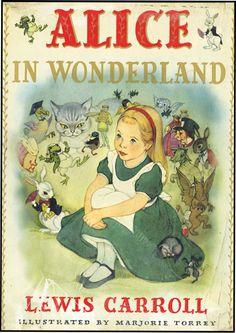 7.ALICE IN WONDERLAND by Lewis Carroll