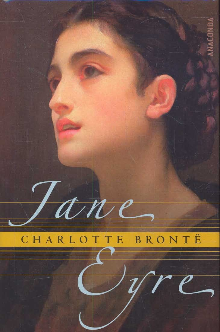 9.JANE EYRE by Charlotte Bronte