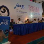 Vasundhara Raje inaugurates 10th Jewellers Association Show, 2016