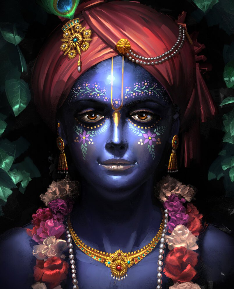 Facts about lord krishna