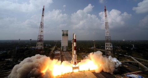 Indian Space Research Organisation - INSAT-3DR