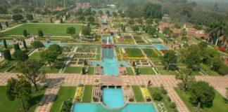 Mughal Gardens in Jammu and Kashmir - Beautiful Gardens