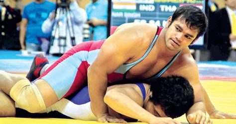 narsingh yadav olympics 2016
