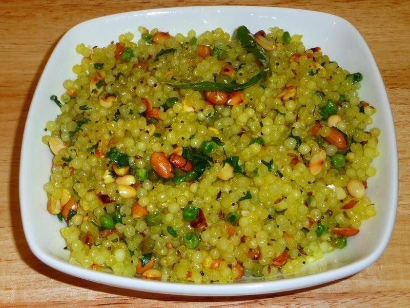 Sabudane ki Khichadi - best snacks to beat the hunge