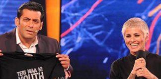 Sapna Bhavnani Speaks against Salman Khan