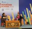 Vasundhara Raje praises Bhutan's Gross National Happiness Index at Mountain Echoes Literary Festival